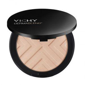 Vichy Dermablend Covermatte - Fond de teint poudre compacte Teinte 25 Nude