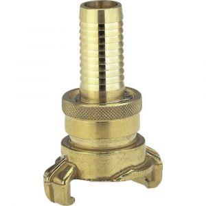 Gardena Raccord d'aspiration et de haute pression en laiton 7120-20