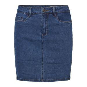 Vero Moda Jupe en jean avec poches Bleus - Taille 34