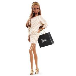 Mattel Barbie Reine du shopping : Tenue de ville (Collector)