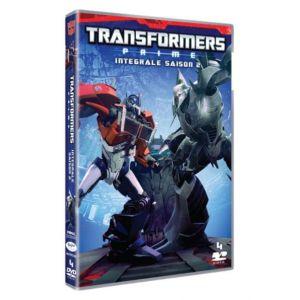 Transformers Prime saison 2