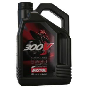 Motul Huile moteur 300V Road 5W30 4L
