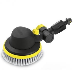 Kärcher 2.643-236.0 - Brosse de lavage rotative WB 100 pour nettoyeurs haute pression