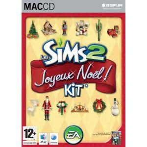 Les Sims 2 : Kit Joyeux Noël - Extension du jeu [MAC]