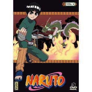 Naruto - Volume 4