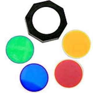 Led lenser Filtre de 4 couleurs pour lampe de poche