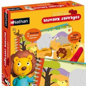 """Nathan Jeux """"Je découvre les animaux de la ferme"""""""
