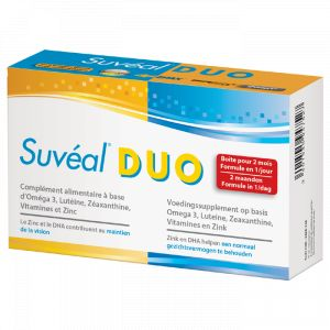 Densmore Suvéal Duo - 60 capsules
