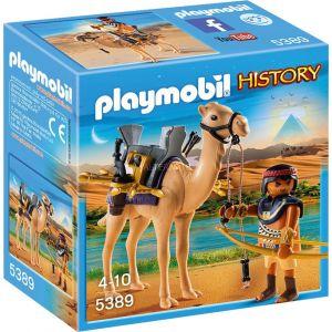 Playmobil 5389 - History : Combattant égyptien avec dromadaire