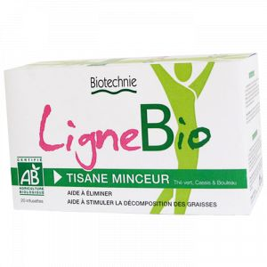 Biotechnie Tisane Minceur Thé Vert Bio - 20 sachets