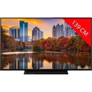 Toshiba 55V5863DG - Téléviseur LED Ultra HD 4K 139 cm