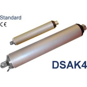 Drive-System Europe Vérin électrique DSAK4-24-100-300-IP54 24 V/DC Longueur de course 300 mm 100 N 1 pc(s)