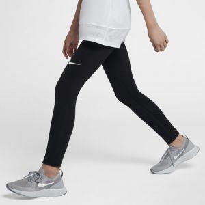 Nike Tight de training Pro pour Fille plus âgée - Noir - Taille S - Femme