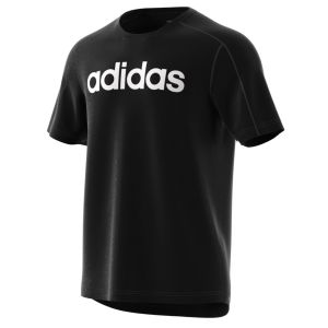 Adidas Tee-shirt Design2Move Climacool Logo noir Noir - Taille S