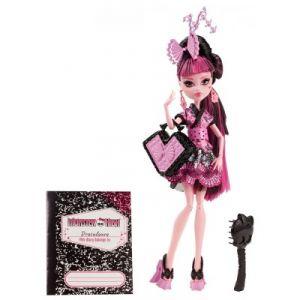 Mattel Monster High Draculaura échange monstrueux