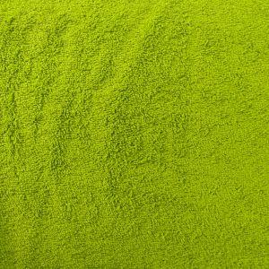 Craftine Tissu Eponge Vert pomme