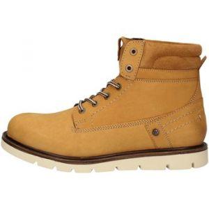 WRANGLER Men's Tucsan Nubuck Boots - Tan - UK 10/EU 44 - Tan