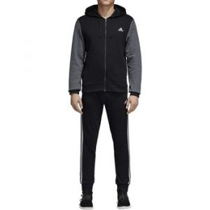 Adidas Energize Survêtement Homme, Noir, Dark Grey Heather, Blanc, FR : S