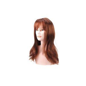 Beautydis Paula - Perruque longue 40-45 cm Blond cuivré 7.4