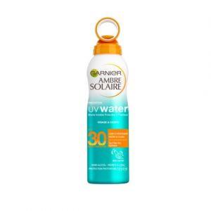 Garnier Crème Solaire Water Mist Ae200 Ip50 Ambre Solaire - Le Spray De 200ml