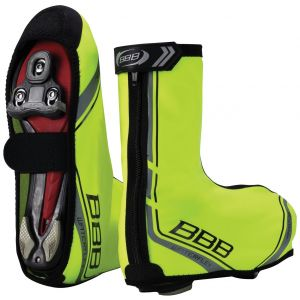 BBB cycling Couvre-chaussures WaterFlex (Jaune fluo) - BWS-03 - 43/44