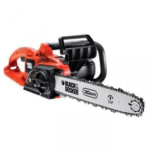 Black & Decker GK1830 - Tronçonneuse 30 cm 1800W