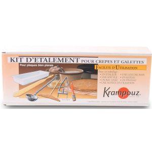 Krampouz Kit d'étalement pâte à crêpes « Easy Crep' » K