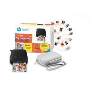 HP Imprimante photo portable Pack Sprocket Happy Days