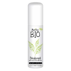 Marilou Bio Déodorant Thé Vert