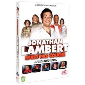 Jonathan Lambert n'est pas couché