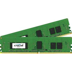 Crucial CT2K4G4RFS8213 - Barrettes mémoire 2 x 4 Go DDR4 2133 MHz CL15 RDIMM 288 broches