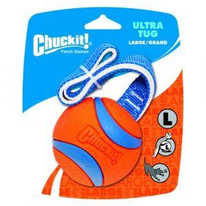 Chuckit Ultra tug L - Balle en caoutchouc Ø 7,5cm