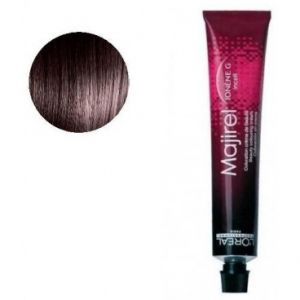 L'Oréal Tube Coloration Majirel 4.35 Chatain Doré Acajou - 50 ml