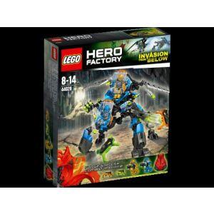 Lego 44028 - Hero Factory : Robot 2 en 1 de Surge et Rocka