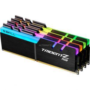 G.Skill F4-3200C14Q-32GTZRX - Trident Z RGB 32 Go (2x 16 Go) DDR4 3200 MHz CL14