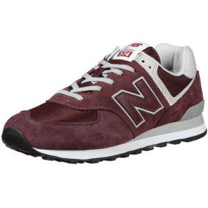 New Balance Ml574 chaussures bordeaux 38,0 EU