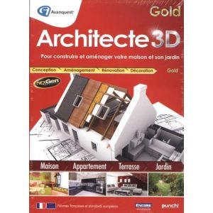 Architecte 3D Gold [Windows]