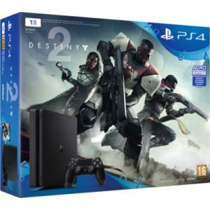 Sony PS4 Slim 1 To + Destiny 2