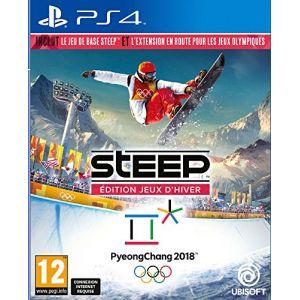 Steep : édition Jeux d'Hiver sur PS4