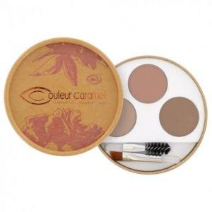 Couleur Caramel Kit sourcils - Couleur n°928 Blondes