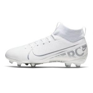 Nike Chaussure de football multi-surfacesà crampons Jr. Mercurial Superfly 7 Academy MG pour Enfant - Blanc - Taille 36.5 - Unisex