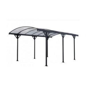 Chalet et Jardin Couv'Voiture 35 - 15 m² (aluminium et polycarbonate) - CHALET & JARDIN
