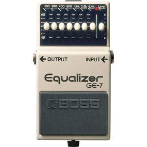 Boss Effect GE-7 - Pédale Equalizer