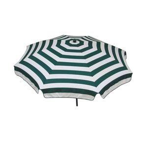 Jardin prive Cancale - Parasol rond droit Ø 240 cm