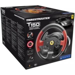ThrustMaster T150 Ferrari Edition - Volant + Pédalier PS4/PS3