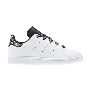Adidas Stan Smith Bandana Noir Et Blanc Enfant 29 Baskets