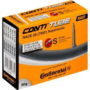Continental Chambre à air 700 x 18/25 Race Supersonic 42 mm