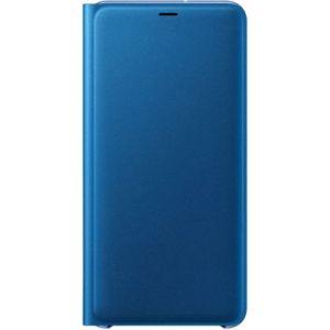 Samsung Etui A7 Flip Wallet bleu