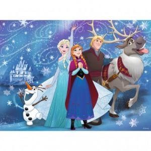 Ravensburger La Reine des neiges Pièces Éteincelantes - Puzzle 300 pièces XXL