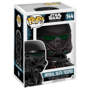 Funko Figurine Pop! Star Wars : Rogue One Imperial Death Trooper